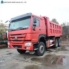 10 Wheel Dump Truck Load Volume Capacity Right Hand Drive Tipping ...