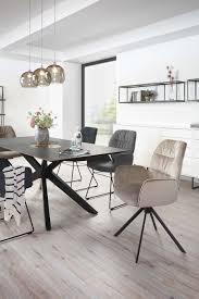 zeitloses design fürs esszimmer esstisch stühle modern