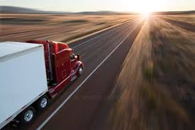 100 Horizon Trucking Science Source Into The Sunset