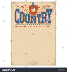 Country Music Festival Clip Art
