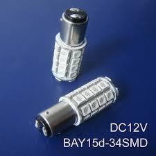 high quality 12v 6w bay15d baz15d 1157 p21 5w py21 5w car led bulb