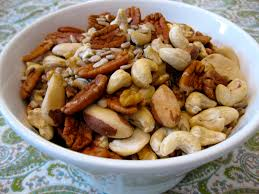 Bigs Pumpkin Seeds Nutrition by Healthy Nuts And Seeds You Should Eat Every Day