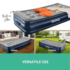 Bestway Single Air Bed Inflatable Mattress Sleeping Mat AC Pump ... Camping Inflatable Pull Out Sofa Sleeper Mattress Queen Size Air Airbedz Toyota Tacoma Short Bed 52018 Original Truck Mattrses Beds Intex Losing How To Seal A Hole In Car 2017 Buyers Guide Best For 3rd Gen Page 3 4runner Forum Largest Lite Ppi Pv203c Midsize 6 66 Product Review Napier Outdoors Sportz Tent 57 Series Suvs Minivans And The Back Of Cars Ppi105 Blue With
