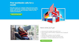 Claim Skype Free International Call Credit; Make Calls To Global ...