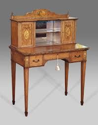 bureau bonheur du jour edwardian bonheur du jour antique writing table antique
