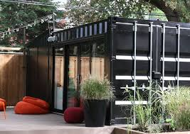 Black Shipping Container fice