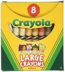 Crayola Bathtub Crayons 18 Vibrant Colors by Amazon Com Binney U0026amp Smith Crayola R Multicultural Large