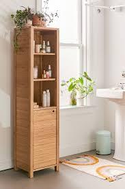 bamboo bathroom storage shelf outfitters