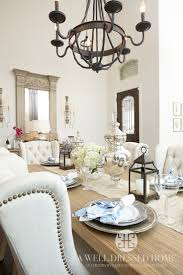 Decorations For Dining Room Table by Best 25 Formal Dining Table Centerpiece Ideas On Pinterest