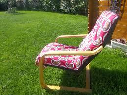 relooking fauteuil poang du célèbre fabricant suédois l