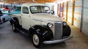 100 1940 Trucks Chevrolet Pickup 216 Inline Six Nicely Restored YouTube