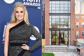100 Keys To Gramercy Park Carrie Underwood Checks Out 12M Townhouse