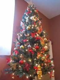 Kmart Christmas Tree Skirt by Life As Art Christmas Decor On A Budget