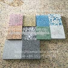 kb125e600 factory price terrazzo tile machine buy