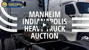 100 Semi Trucks Auctions Manheim Indianapolis Heavy Truck Auction On Vimeo