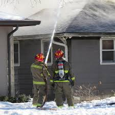 New Ulm Home Burns Local News Mankatofreepresscom