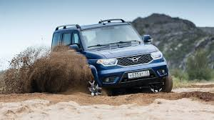 100 Patriot Truck 2019 UAZ First Drive Better Than Ever