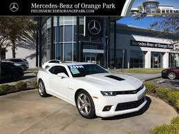 Used Chevrolet Camaro for Sale in Gainesville FL
