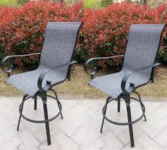 Elegant Outdoor Patio Bar Chairs Outdoor Patio Bar Chairs