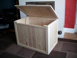 beautiful hand crafted pine wooden toy box blanket box chest ebay