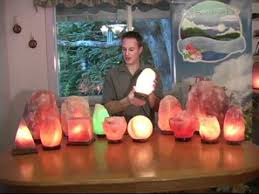 Salt Lamps Walmart Canada by Full Spectrum Life Himalayan Salt Lamps Youtube