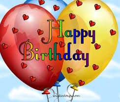 happy birthday wishes birthday clipart