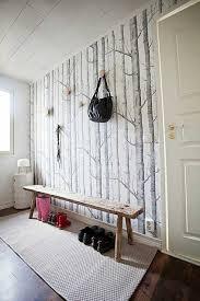 uncategorized kleines wohnzimmer tapete birken mit kleines