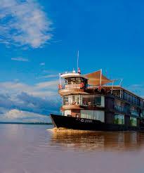 Captains Boat Chair Amazon by Zafiro Amazon Cruises Amazon Cruises