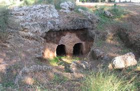 100 Shmaryahu FileKfarburialcaves274jpg Wikimedia Commons