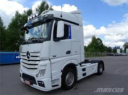 100 Mercedes Benz Truck 2013 Used Actros L 1845 LS4x2 Tractor Units Year