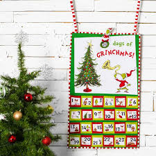 The Grinch Christmas Tree Star by Quilted Advent Calendars To Count Down To Christmas