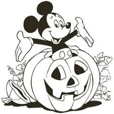 Disney Halloween Coloring Pages Pdf Free Online Printable Sheets For Kids Get The Latest Images