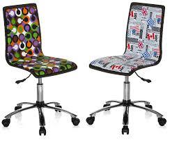 pour fauteuil de bureau fantaisie chaise de bureau pour enfant dactylo ergonomique maximo