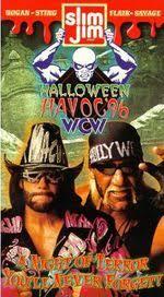 Halloween Havoc 1995 by Halloween Havoc For Extreme Wiki Fandom Powered By Wikia