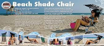 quik shade beach chair walmart com
