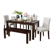 50 Most Popular Dining Room Sets With Benches For 2018