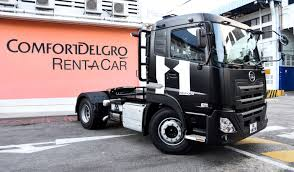 100 Starting A Trucking Company ComfortDelGro Enters Truck Leasing Business Transport News