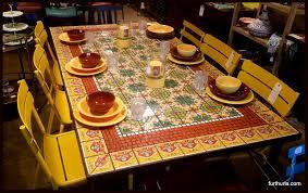 furthur wholesale mosaic dining tables