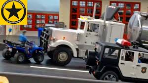 BRUDER Toys✅ TRUCKS POLICE Academy Episodes 1-5 LONG PLAY - YouTube Bruder Toys Man Tipping Truck W Schaeff Mini Excavator 02746 Youtube Bruder Truck Dhl Falls Into Water Trucks For Children Scania Timber Pimp My My Amazing Toys Cement Mixer Model Toy Truck Which Is German Sale Trucks Side Loading Garbage Review 02762 Hecklader Mll Lkw Operated By Jack3 Bruder Dodge Ram 2500heavy Duty2017 Mb Sprinter Animal Transporter 02533 Tractor Case Plowing With Lemken Plow Kids Video World Cat Excavator Riding In The Mud Videos Children Chilrden Matruck Played Jack 3