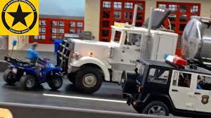 BRUDER Toys✅ TRUCKS POLICE Academy Episodes 1-5 LONG PLAY - Clipzui.com