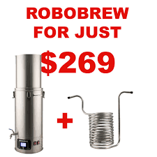 MoreBeer.com Promo Code - Get A RoboBrew V3 For Just $269 ...