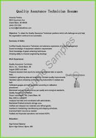 Awesome Resume Examples Quality Assurance What Is An Objective A Best Samples Luxury