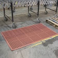 Industrial Rubber Floor Utility Mat
