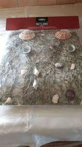 deko fischernetz neu originalverpackt