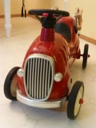 100 Radio Flyer Fire Truck RADIO FLYER RED FIRE ENGINE NO 9 RIDE ON TRUCK 9 909 Vintage Great