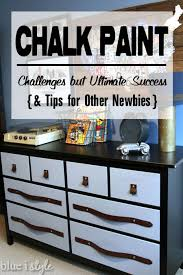 Americana Decor Chalky Finish Paint Walmart by Diy With Style My First Time Using Chalk Paint Challenges But