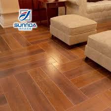 digital printing wood plank look ceramic tile timber grey brown