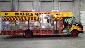 Waffle House's New Food Truck Can Cater All Your Events