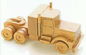 how to make a wooden semi truck handyman tips