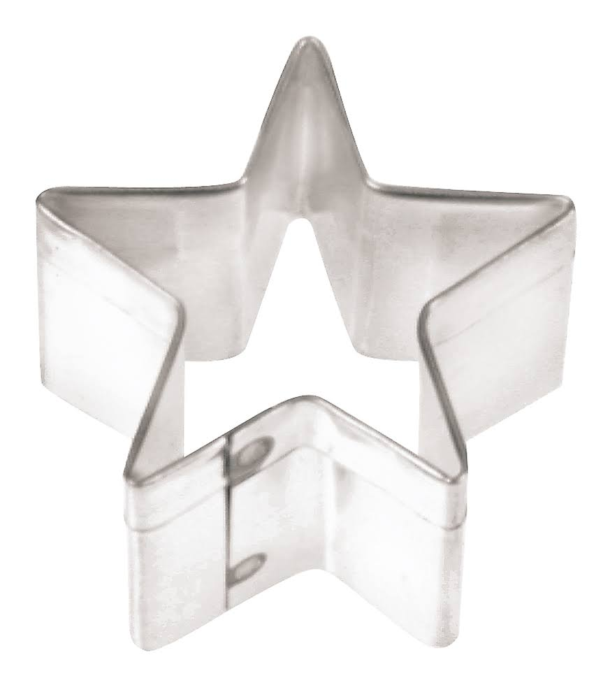 "Fox Run Craftsmen Cookie Cutter - 2"", Star"